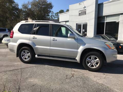 2003 Lexus GX 470 for sale at Popular Imports Auto Sales in Gainesville FL