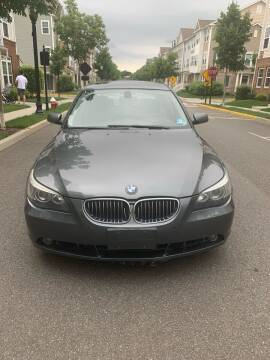 2007 BMW 5 Series for sale at Pak1 Trading LLC in South Hackensack NJ