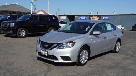 2017 Nissan Sentra for sale at Choice Motors in Merced CA
