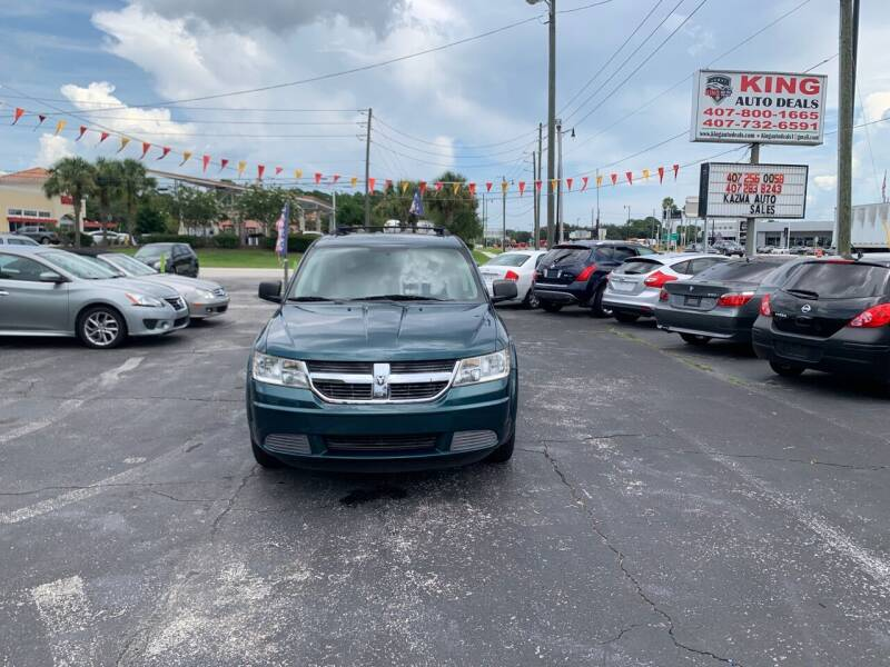 2009 Dodge Journey for sale at King Auto Deals in Longwood FL