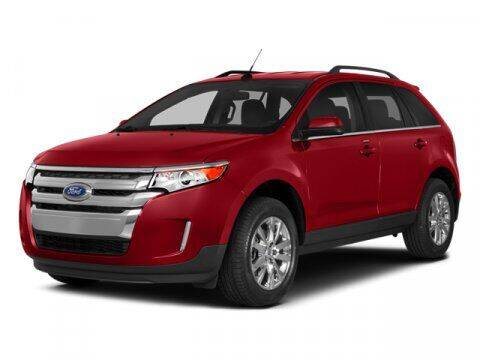 2014 Ford Edge for sale at Mike Murphy Ford in Morton IL