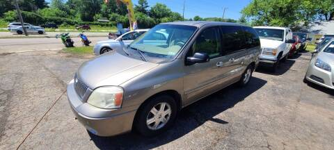2004 Mercury Monterey for sale at Steve's Auto Sales in Madison WI