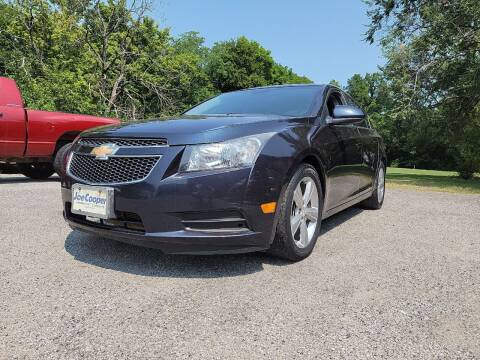 2014 Chevrolet Cruze for sale at Empire Auto Remarketing in Shawnee OK