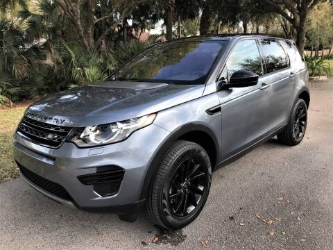 2018 Land Rover Discovery Sport for sale at DENMARK AUTO BROKERS in Riviera Beach FL
