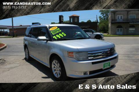2010 Ford Flex for sale at E & S Auto Sales in Crest Hill IL