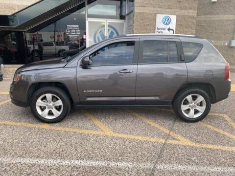 2016 Jeep Compass for sale at Camelback Volkswagen Subaru in Phoenix AZ