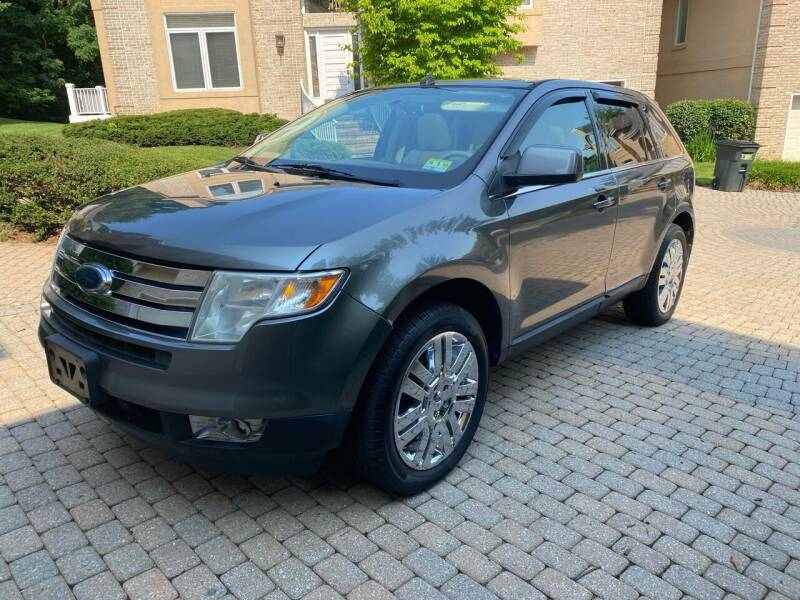 2010 Ford Edge for sale at Union Avenue Auto Sales in Hazlet NJ