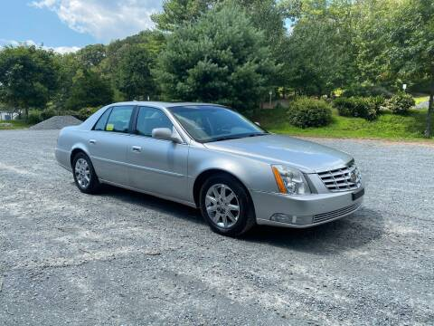 2011 Cadillac DTS for sale at Fournier Auto and Truck Sales in Rehoboth MA