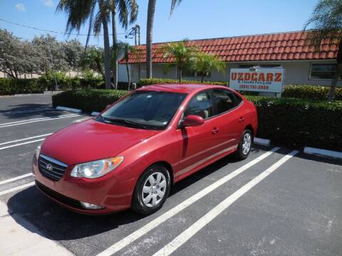2008 Hyundai Elantra for sale at Uzdcarz Inc. in Pompano Beach FL