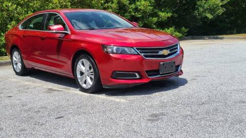 2014 Chevrolet Impala for sale at CU Carfinders in Norcross GA