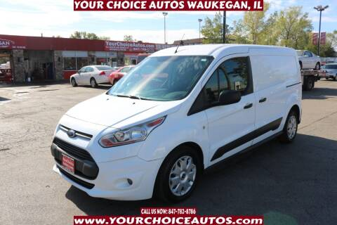 2017 Ford Transit Connect Cargo for sale at Your Choice Autos - Waukegan in Waukegan IL
