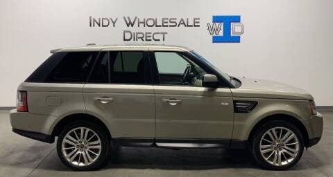 2013 Land Rover Range Rover Sport for sale at Indy Wholesale Direct in Carmel IN