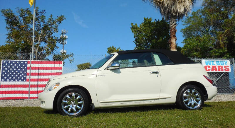 2006 Chrysler PT Cruiser for sale at Performance Autos of Southwest Florida in Fort Myers FL