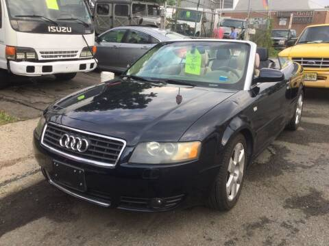 2004 Audi A4 for sale at Drive Deleon in Yonkers NY