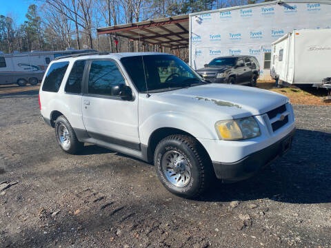2003 Ford Explorer Sport for sale at Elite Motor Brokers in Austell GA