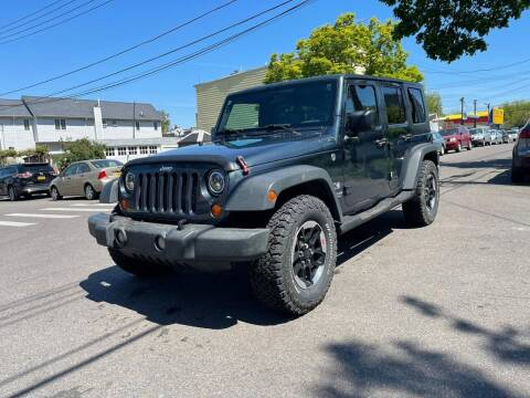 2007 Jeep Wrangler Unlimited for sale at Kapos Auto, Inc. in Ridgewood NY
