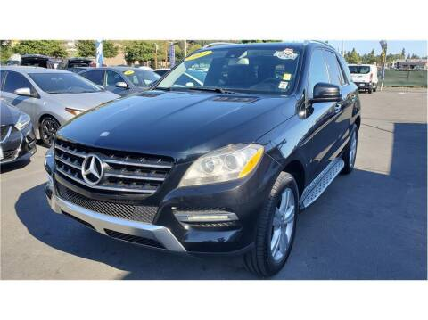 2015 Mercedes-Benz M-Class for sale at AutoDeals in Hayward CA