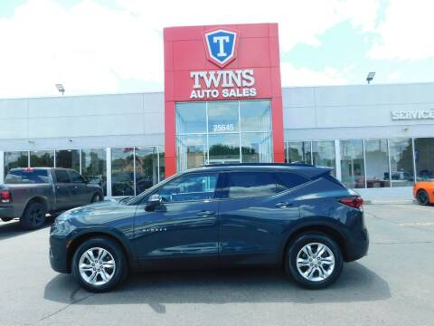 2019 Chevrolet Blazer for sale at Twins Auto Sales Inc Redford 1 in Redford MI