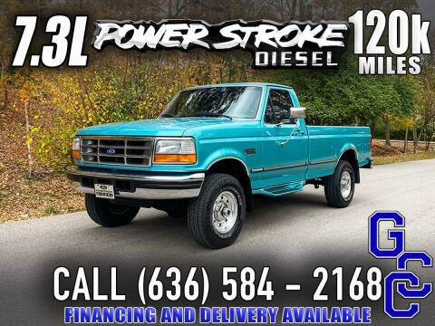 1997 Ford F-250 for sale at Gateway Car Connection in Eureka MO