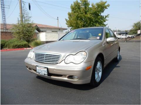 2001 Mercedes-Benz C-Class for sale at A-1 Auto Wholesale in Sacramento CA