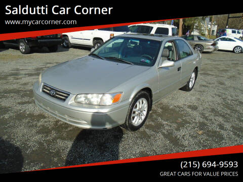 2000 Toyota Camry for sale at Saldutti Car Corner in Gilbertsville PA