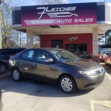 2010 Kia Forte for sale at Fletcher Auto Sales in Augusta GA