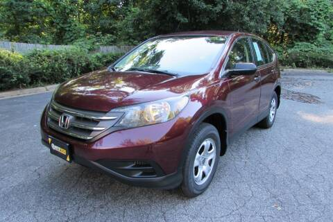2014 Honda CR-V for sale at AUTO FOCUS in Greensboro NC