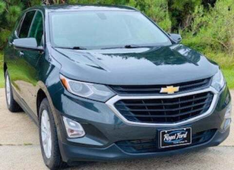 2019 Chevrolet Equinox for sale at Rogel Ford in Crystal Springs MS