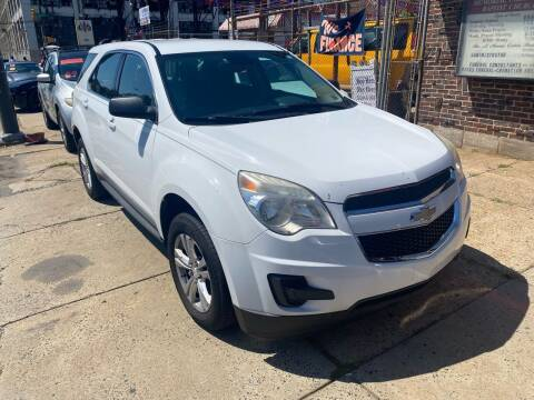 2013 Chevrolet Equinox for sale at AUTO DEALS UNLIMITED in Philadelphia PA