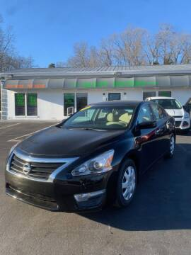 2014 Nissan Altima for sale at Glory Motors in Rock Hill SC