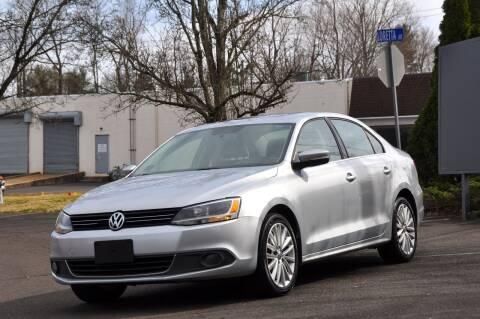 2014 Volkswagen Jetta for sale at T CAR CARE INC in Philadelphia PA