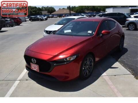 2020 Mazda Mazda3 Hatchback for sale at South Plains Autoplex by RANDY BUCHANAN in Lubbock TX