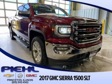 2017 GMC Sierra 1500 for sale at Piehl Motors - PIEHL Chevrolet Buick Cadillac in Princeton IL