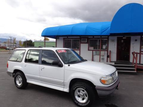 1997 Ford Explorer for sale at Jim's Cars by Priced-Rite Auto Sales in Missoula MT