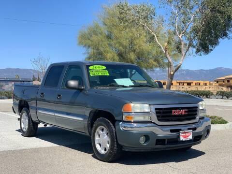 2006 GMC Sierra 1500 for sale at Esquivel Auto Depot in Rialto CA