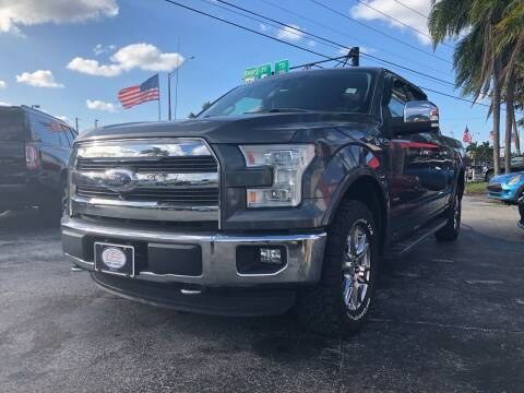 2015 Ford F-150 for sale at Gtr Motors in Fort Lauderdale FL