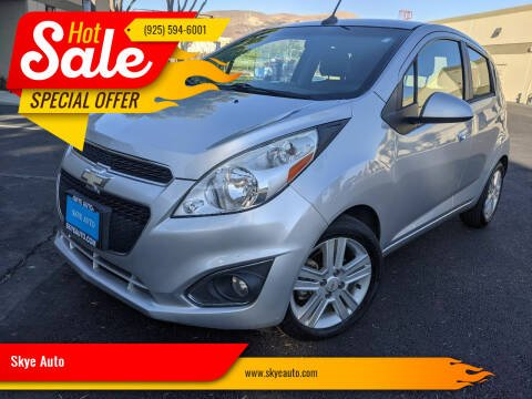 2014 Chevrolet Spark for sale at Skye Auto in Fremont CA