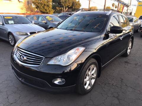 2009 Infiniti EX35 for sale at Plaza Auto Sales in Los Angeles CA