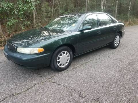 2003 Buick Century for sale at J & J Auto Brokers in Slidell LA