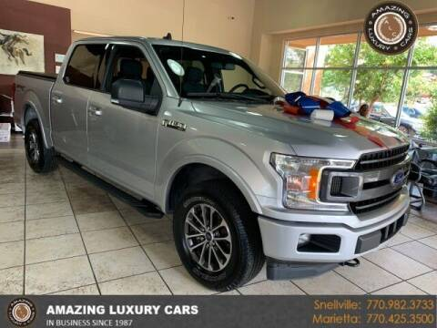 2019 Ford F-150 for sale at Amazing Luxury Cars in Snellville GA