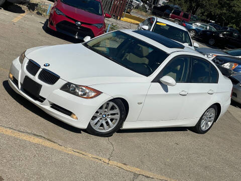 2007 BMW 3 Series for sale at Exclusive Auto Group in Cleveland OH