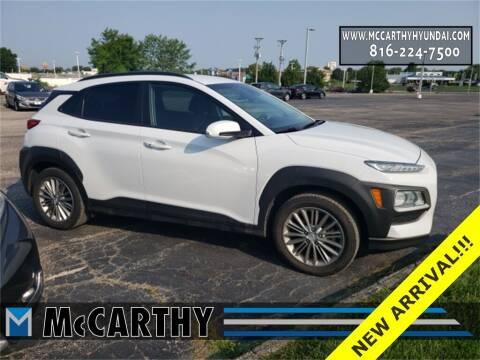 2019 Hyundai Kona for sale at Mr. KC Cars - McCarthy Hyundai in Blue Springs MO
