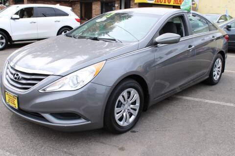 2012 Hyundai Sonata for sale at Lodi Auto Mart in Lodi NJ