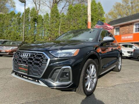 2021 Audi SQ5 for sale at Bloomingdale Auto Group in Bloomingdale NJ