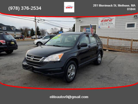 2011 Honda CR-V for sale at ELITE AUTO SALES, INC in Methuen MA
