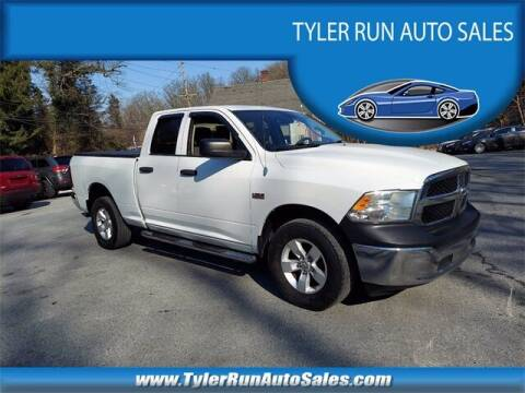 2013 RAM Ram Pickup 1500 for sale at Tyler Run Auto Sales in York PA