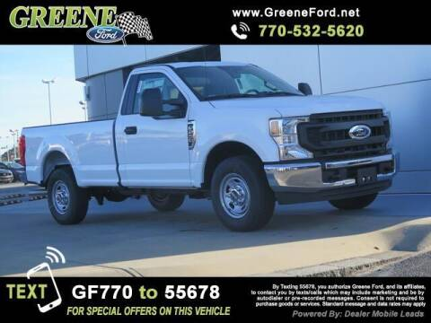 2021 Ford F-250 Super Duty for sale at NMI in Atlanta GA
