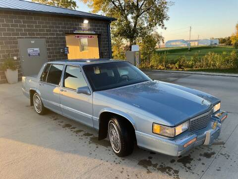 1990 Cadillac DeVille for sale at Bam Motors in Dallas Center IA