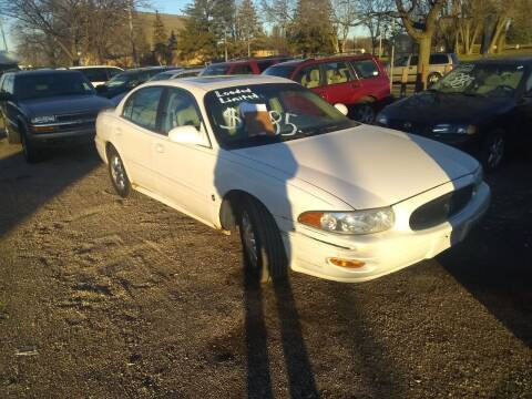 2005 Buick LeSabre for sale at Continental Auto Sales in White Bear Lake MN