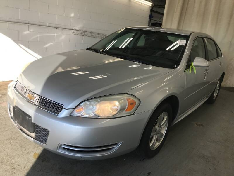2012 Chevrolet Impala for sale at Quick Stop Motors in Kansas City MO